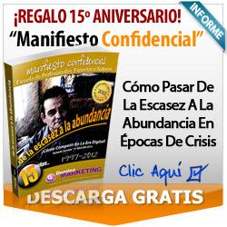 REGALO 15 ANIVERSARIO